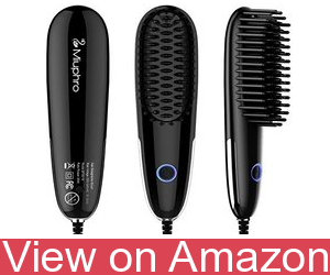Miuphro Mini Hair Straightening Brush